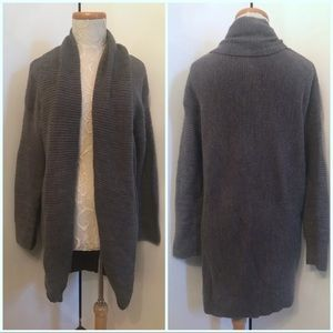 Cotton On Oversized Shawl Open Cardigan sz M